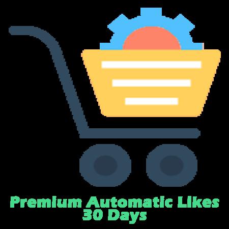 15000 Premium Automatic Likes 30 Days