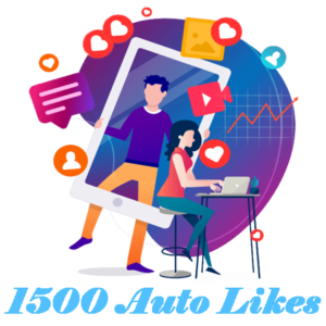 1500 Automatic Instagram Likes