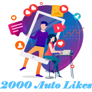 2000 Automatic Instagram Likes