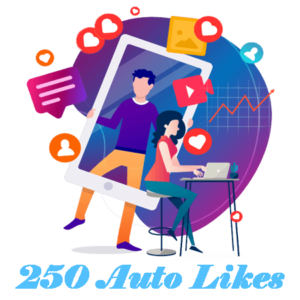 250 Automatic Instagram Likes