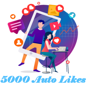 5000 Automatic Instagram Likes